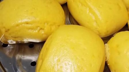 超好吃的南瓜红糖馒头制作方法,赶紧收藏起来做一锅!