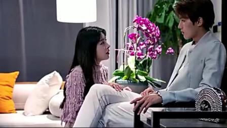 总裁霸气要跟心机女解除婚约,心机女慌了,总裁:我不爱你