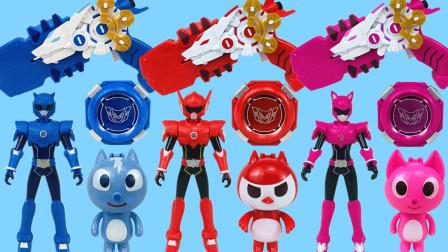 迷你特工队变形玩具|特工变形和武器变形,你更喜欢哪一个?