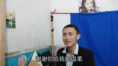 广西农村小伙演唱一首《小芳》好经典的歌曲