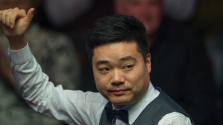 【世界锦标赛】单杆过百:丁俊晖第七局单杆129分