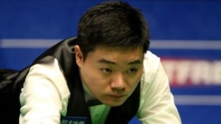 【世界锦标赛】比赛集锦:第一阶段丁俊晖6-3安东尼·麦克吉尔
