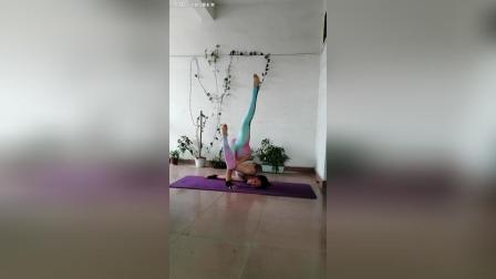 坠落天使#瑜伽