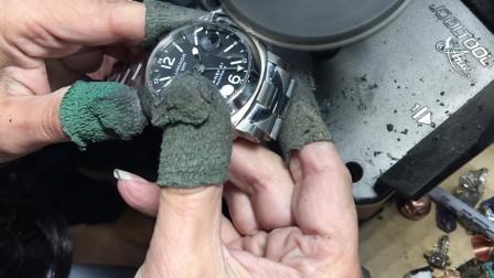 手表翻新表面抛光