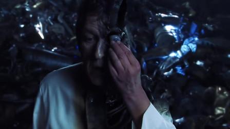 《人工智能》:大卫所看见的景象,让他有点无法接受!