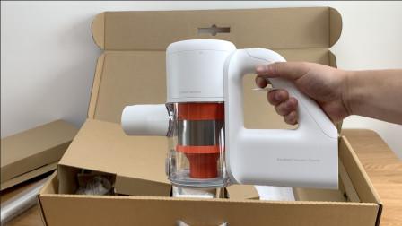小米手持无线吸尘器:年轻人的第一个吸尘器?