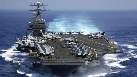 打沉一艘航母究竟有多难?用25天才击沉,美军使用各种导弹!