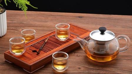 玻璃茶具摆放3点禁忌!做错真的会得罪人