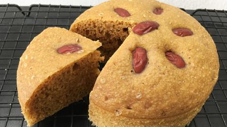 红糖发糕最正宗的做法,不塌陷不回缩,蓬松柔软,比蛋糕还好吃