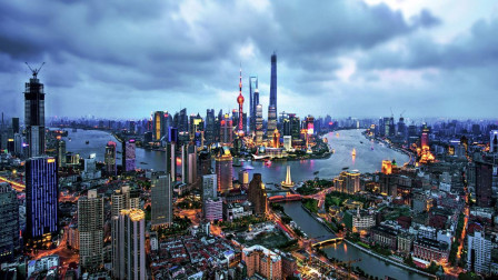 轻客旅行丨上海,这是你熟悉的城市,你却从来没有这样看过