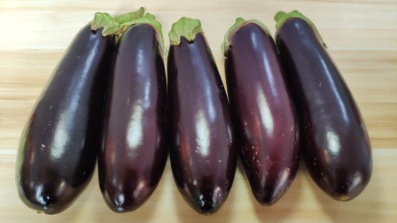 茄子这样做实在太好吃,开胃下饭,一次3斤不够吃,比吃肉还香!