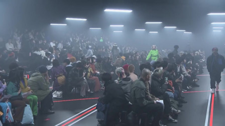 JieDa:2019秋冬季时装秀,东京时装周