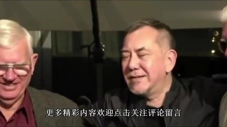 黄秋生被问 香港是不是中国的 黄秋生当场爆粗口,回答的真给力