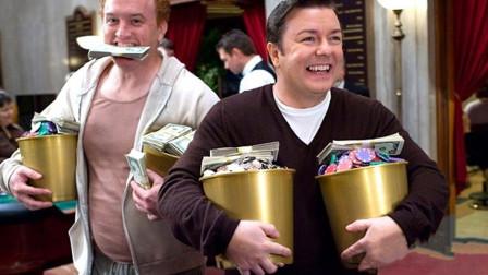 奇幻电影《谎言的诞生》,男子学会谎言,从赌场赢了两桶钱