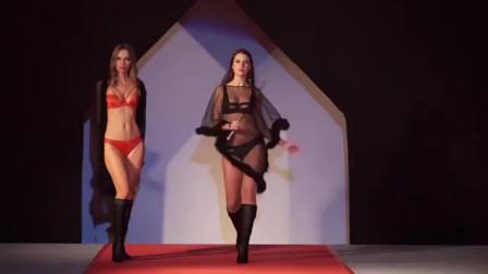 性感比基尼,透明薄纱装,完美呈现好身材,帝王般视觉盛宴