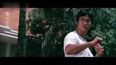 《唐山大兄》李小龙三连踢有多狠?连拳王泰森都说他是