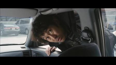 《盲证》见习女警盲眼车祸作证