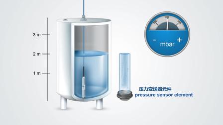 威卡中国:通过投入式变送器测量静水压面