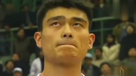 中国篮球史上巅峰之战集锦:姚明怒砍51分21篮板,厉害