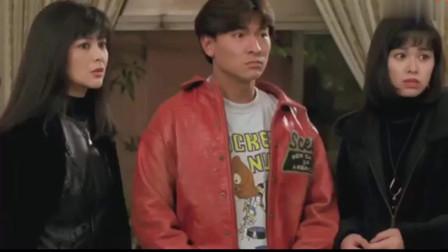 龙神太子:八爷想刘德华, 华仔自己送上门, 关之琳护着他!