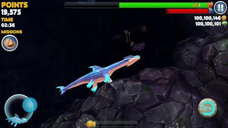 饥饿鲨进化:尼斯湖水怪来袭拥有穿梭时空的能力谁能阻挡