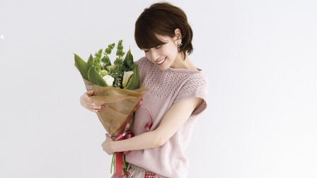 一字领直袖衫花样的编织方法,清新唯美,简单大方编织花样集锦