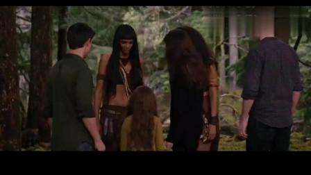 《暮光之城》爱丽丝召集各地吸血鬼来帮助蕾妮斯梅!