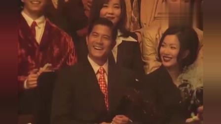 经典回顾:陈百祥和黄子华台上用天王讲笑话,台下郭富城表情亮了