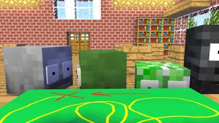 我的世界动画-怪物学院-微型丧尸-MineCZ