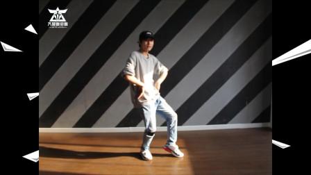hiphop街舞基本元素:prep,超详细慢动作教学,专业老师教你跳街舞