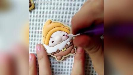 白雪公主第二弹, 糖霜饼干