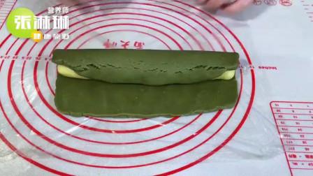 张淋琳健康频道每日养生餐萌系猕猴桃小饼干