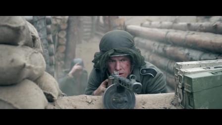 《1944》无情的战场冷枪, 人性何来
