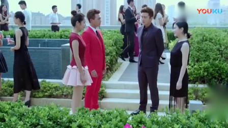冰与火的青春:江焱参加宴会,结果看到了女友夏冰,两人闹不愉快