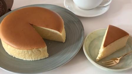 「烘焙教程」车打芝士蛋糕,松松软软丝滑般体验