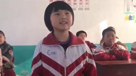 2年级小学生一曲《探清水河》,一开口天籁之音,考虑当歌手吧!