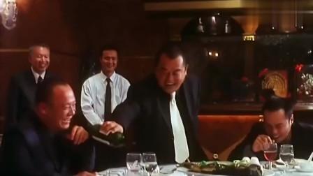 亚飞与亚基:男子还是狠啊!笑着笑着突然就给你来一刀