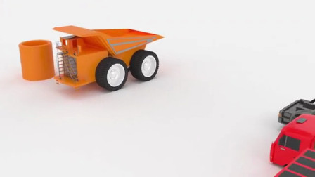 亮亮玩具投球机学习颜色_汽车动画学英语_婴幼儿宝宝教育游戏视频