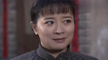 叶落长安:家里来了一个军人小伙,玉兰见了就打,画面却温馨!