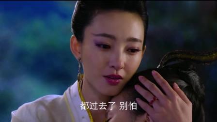 封神演义:妲己不想看见瑞丽死去,恳求狐妖放过她,瑞丽深受感动