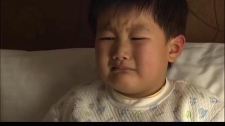 小男孩半夜哭着给亲妈打电话,亲妈哭了,后妈看到也哭了