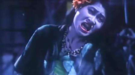 猛鬼撞鬼:吴君如早期拍摄的搞笑恐怖电影,看她怎样机智对付女鬼