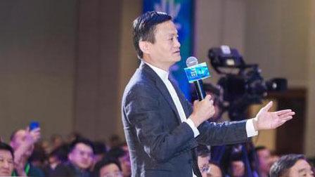 """马云问郭广昌:你是怎么培养公司里的""""聪明人""""? 中国绿公司企业家年会 20190423"""