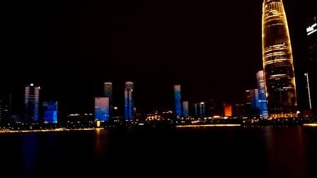 深圳湾人才公园夜景