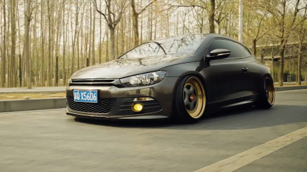 【iAcroTV】Mr.Cao's Volkswagen Scirocco Beijing, China