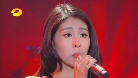 音乐:张碧晨《红玫瑰》【我是歌手】【高清】