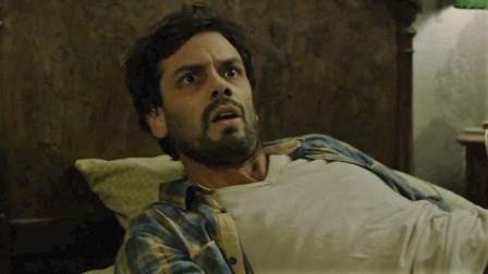 谷阿莫:5分钟看完床底下有裸男的电影《诡怪疑云 Terrified》