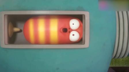 倒放《爆笑虫子》片段,剧情如此的激情,小红这是经历了什么?