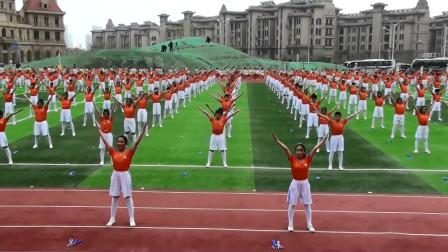 秦皇岛海港区东华里全国学校体育联盟展示(完整版)