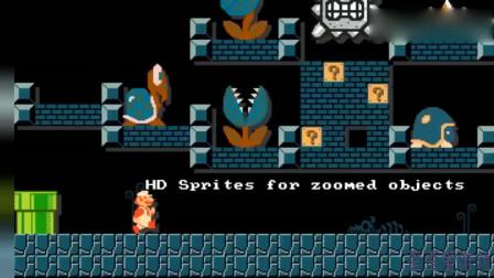 超级玛丽:马里奥兄弟vs下水道,蘑菇和向日葵我都要